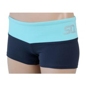 Supplex Shorts with Contrast Band