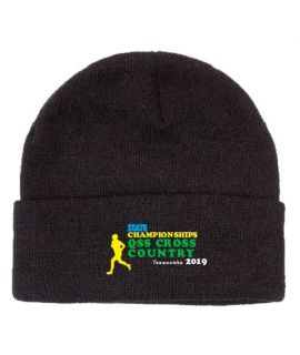 Queensland School Cross Country - Souvenir Beanie 2019