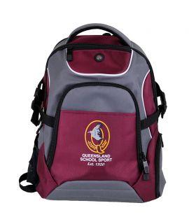 Queensland School Sport - Backpack