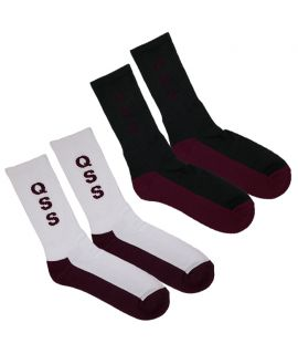 Queensland School Sport - Crew Socks