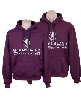 Queensland School Sport - Hoodie