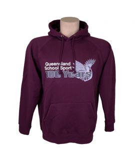 Queensland School Sport - Anniversary Hoodie