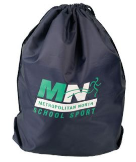 Met North School Sport - Supporter Backsack