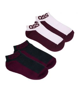 Queensland School Sport - Ankle Socks