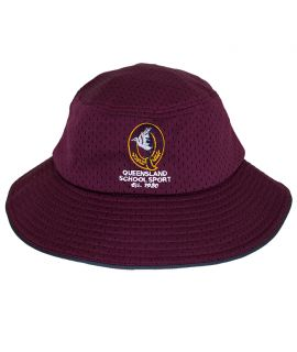 Queensland School Sport - Student Bucket Hat