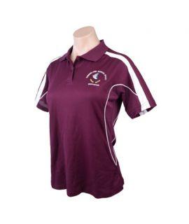 Queensland School Sport - Supporter Polo (Ladies)