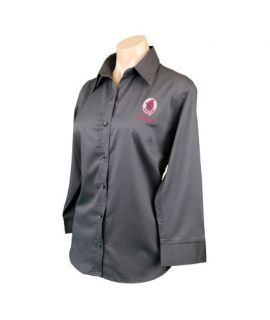 Queensland School Sport - Business Shirt (Ladies)