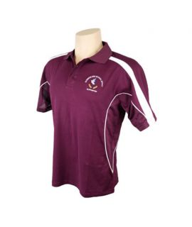 Queensland School Sport - Supporter Polo (Mens)