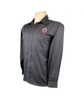 Queensland School Sport - Business Shirt (Mens)