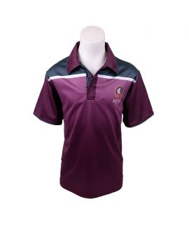 Queensland School Sport - Student Polo (Kids)