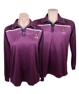 Queensland School Sport - Sun Shirt