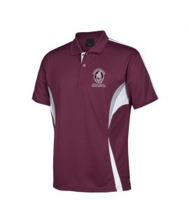 Queensland School Sport - Supporter Polo (Ladies)