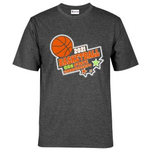 Queensland School Basketball - Souvenir Tee