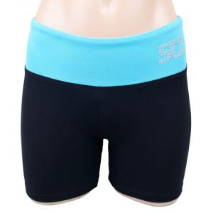 Supplex Bike Pants with Contrast Band